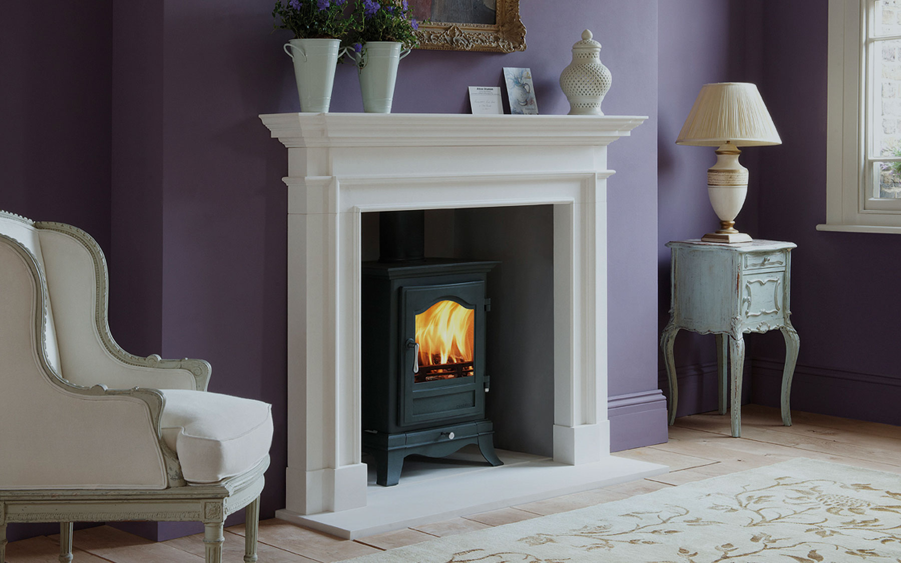 Burning Desires | Fireplaces | Lancashire | North West